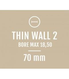 Chokes for hunting and clay shooting for Cosmi Thin Wall 2 - Bore Max 18,50 shotguns 12-gauge