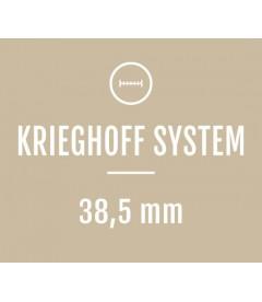 Chokes for hunting and clay shooting for Krieghoof Krieghoff System shotguns 12-gauge