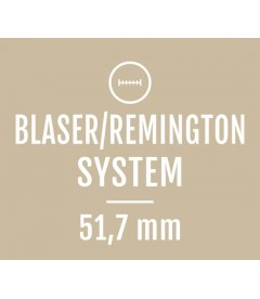 Chokes for hunting and clay shooting for Charles Daly Blaser-Remington System shotguns 12-gauge