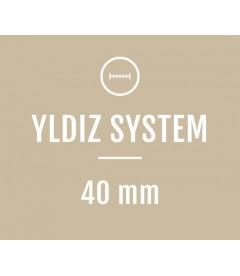 Chokes for hunting and clay shooting for Krico Yildiz System shotguns 36-gauge