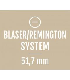 Chokes for hunting and clay shooting for Akkar Blaser/Remington System shotguns 12-gauge