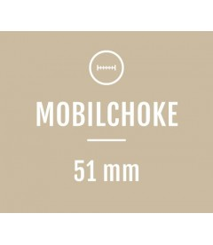 Chokes for hunting and clay shooting for Mossberg Mobilchoke shotguns 12-gauge